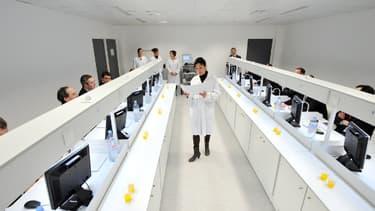Le président chinois va visiter le siège social de Biomérieux, à Marcy-l'étoile, près de Lyon
