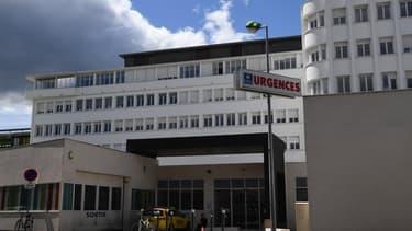 L'hôpital de Roanne, dans la Loire, le 12 juin 2019.