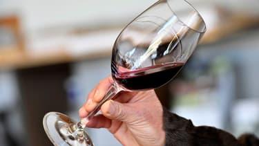 La production mondiale de vin en recul en 2016.