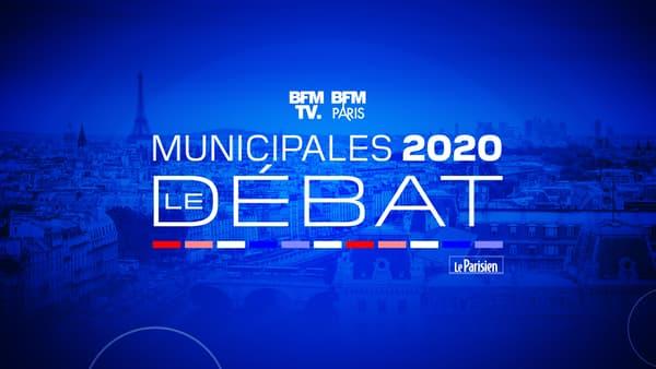 Le débat décisif des municipales à Paris, le 24 juin 2020 sur BFMTV et BFM Paris