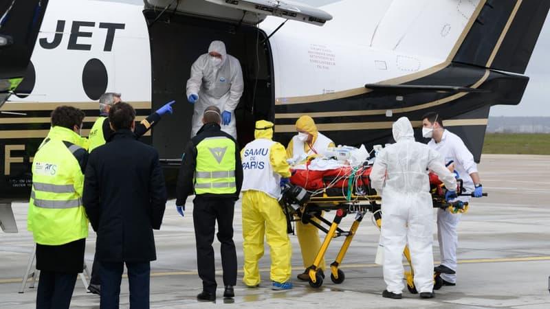 les transferts de patients continuent de l'Occitanie vers les Hauts-de-France