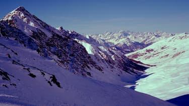 Le massif du Queyras, dans les Hautes-Alpes.