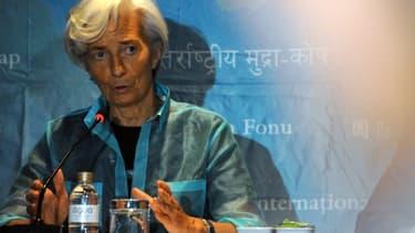 Christine Lagarde a brisé le tabou d'une sortie de la Grèce de la zone euro.