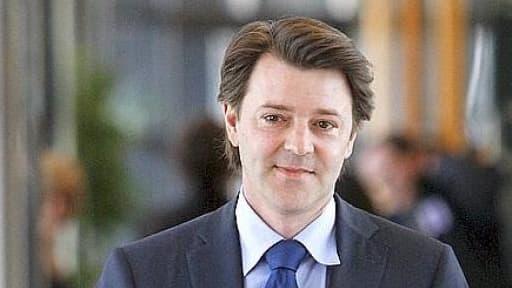 François Baroin, député-maire de Troyes dans l'Aube