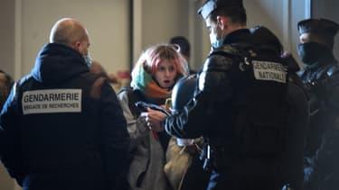 Plusieurs personnes ont été interpellées dans le cadre de l'enquête sur la fête sauvage organisée pour le Nouvel An à Lieuron, au sud de Rennes.
