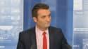 """Sur BFMTV, Florian Philippot a qualifié la visite de Manuel Valls à Forbach d'""""indécente""""."""