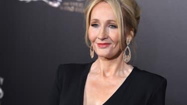 L'écrivaine J. K. Rowling.