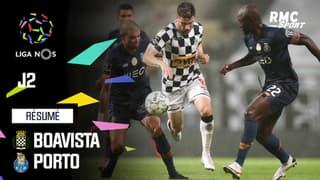 Résumé : Boavista 0-5 Porto – Liga portugaise (J2)
