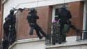 Lors de leur opération du 13 mars dernier, les policiers de la BRI ont pu compter sur l'appui d'un drone.