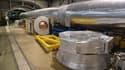 Le détecteur d'ondes gravitationnelles européen Virgo.