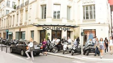 Le 123ème magasin Boulanger a ouvert ce mercredi 2 septembre à Paris, la ville où Darty possède 15 magasins.