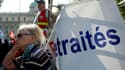 "Les syndicats estiment que les retraités sont les ""têtes de Turcs"" d'Emmanuel Macron"