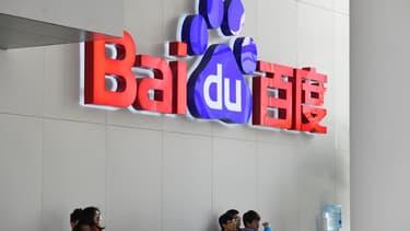 Baidu développe sa voiture autonome.