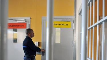 Les parloirs sont maintenus pendant le confinement.