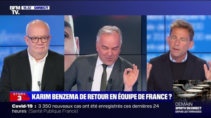 Story 6 : Karim Benzema de retour en équipe de France ? - 18/05