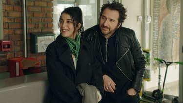 Leila Bekhti et Edouard Baer dans La Lutte des classes