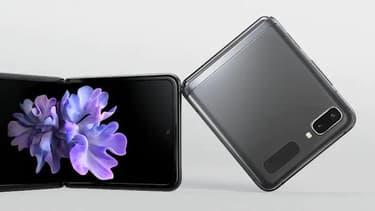 Changez de perspective avec le Z Flip 5G !