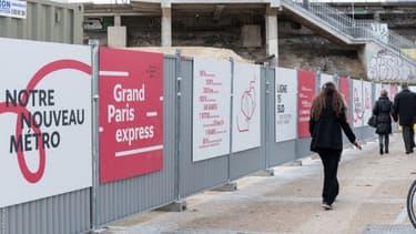 Sur la ligne 15 Sud, la Société du Grand Paris, va faire creuser des tunnels à plusieurs dizaines de mètres de profondeur.