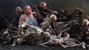"""Au festival d'Avignon (ici, """"le roi Lear"""" mis en scène par Olivier Py), la vente de billets couvre moins de 20% du budget"""
