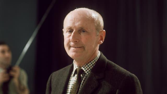 André Raimbourg alias Bourvil en décembre 1969