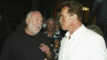 Andy Vajna et Arnold Schwarzenegger
