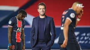 Ligue 1 : Le PSG sur le podium en fin de saison ? Rothen commence à douter