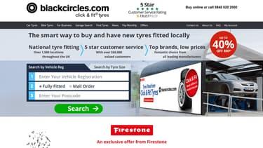 Michelin vient d'annoncer l'acquisition du numéro un britannique de la vente de pneus en ligne, Blackcircles.com