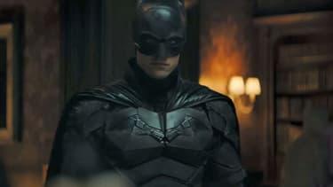 "Robert Pattinson dans ""The Batman"""