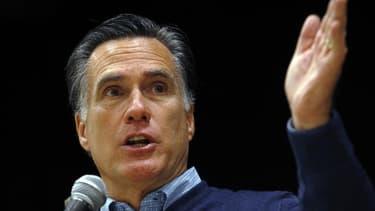 """Mitt Romney a remporté samedi de justesse les caucus républicains """"non-contraignants"""" du Maine devant Ron Paul et conforte ainsi ses chances d'être investi par son parti pour affronter Barack Obama. Après dépouillement de la totalité des suffrages, l'ex-g"""