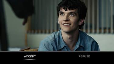 """Capture d'écran de """"Bandersnatch"""", l'épisode interactif de """"Black Mirror"""""""