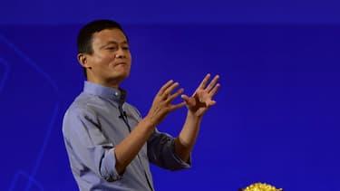 Jack Ma est le fondateur du géant chinois du e-commerce Alibaba