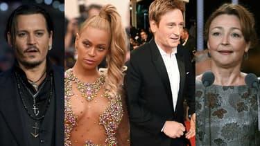 Les célébrités qui ont fait l'actualité cette semaine