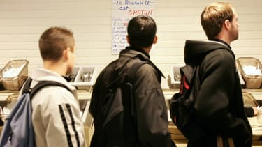 Le Sénat a adopté un amendement pour financer le repas à un euro pour les étudiants boursiers
