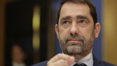 Également secrétaire d'État chargé des Relations avec le Parlement, Christophe Castaner était auditionné mardi 31 juillet par la commission d'enquête du Sénat