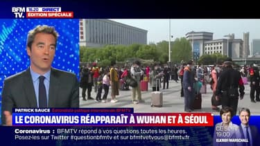 Coronavirus: quel est le bilan dans les pays qui sont déconfinés depuis plusieurs semaines comme la Corée du Sud et la Chine ?