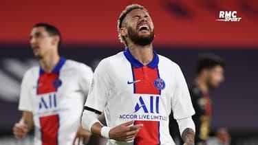Rennes - PSG : Riolo consterné par la prestation de Neymar