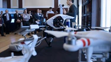 La société chinoise surfe sur la vague des drones à usage civil et à haute qualité de prise de vue