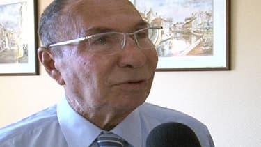 Serge Dassault, PDG du groupe Dassault et maire UMP de Corbeil-Essonnes de 1995 à 2008.