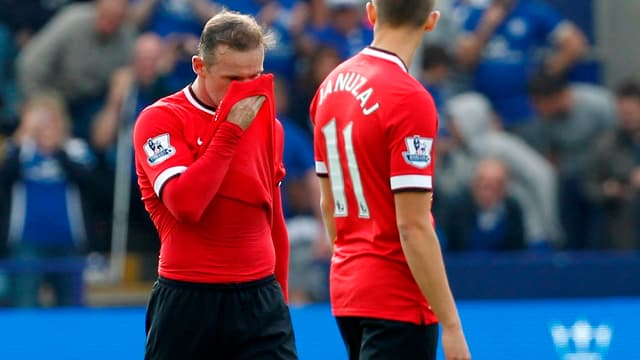 Wayne Rooney-Adnan Januzaj