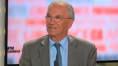 Gilles Carrez était l'invité de BFM Business ce 10 juin.