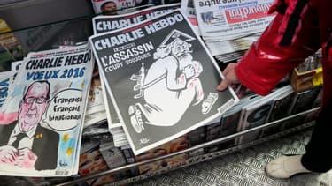 Le numéro spécial de Charlie Hebdo publié un an après l'attentat