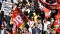 Plus de 130.000 opposants à la réforme du code du travail ont battu le pavé jeudi.
