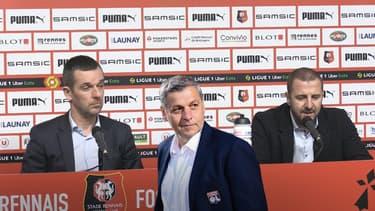 """Rennes : """"Genesio a réussi à Lyon à développer du jeu et des joueurs"""" lâche Maurice"""
