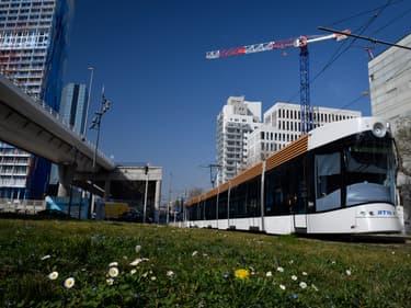 La ligne T3 à Marseille doit être prolongée prochainement.