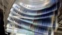 Le déficit du budget de l'Etat français s'est établi à 92,7 milliards d'euros à fin septembre contre 124,2 milliards un an plus tôt, selon les données publiées mercredi par le ministère du Budget. /Photo d'archives/REUTERS/Thierry Roge