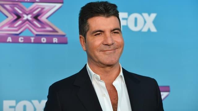 Simon Cowell, le producteur de X-Factor, également membre du jury