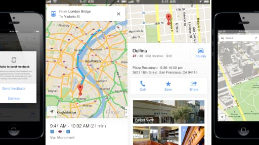 Google revient jouer le chevalier blanc auprès d'Apple