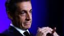 Nicolas Sarkozy, le 24 mars 2015.