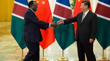 La Namibie a inauguré un nouveau terminal portuaire construit par la Chine qui double sa capacité de conteneurs et donne un coup de pouce au tourisme.
