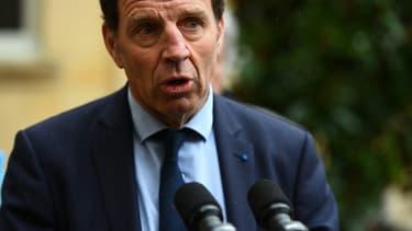 Geoffroy Roux de Bézieux, président du Medef, le 10 janvier 2020